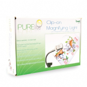 PURElite Clip-on Magnifying Light